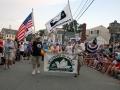 veterans in rockport parade