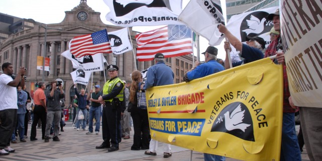 Vets for Peace Events