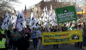 Saint Patrick's Peace Parade