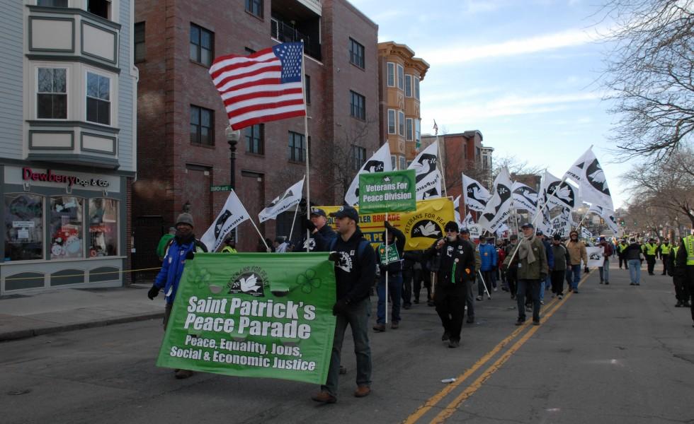 Saint Pat's Peace Parade